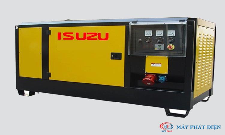 Máy phát điện Isuzu