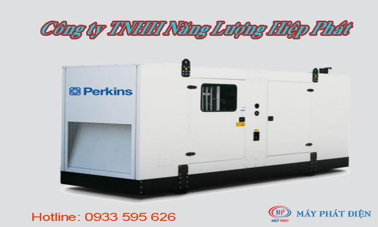 Máy phát điện PerKins công suất 100kva