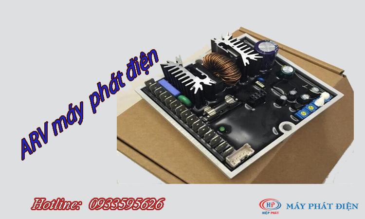AVR máy phát điện là gì?