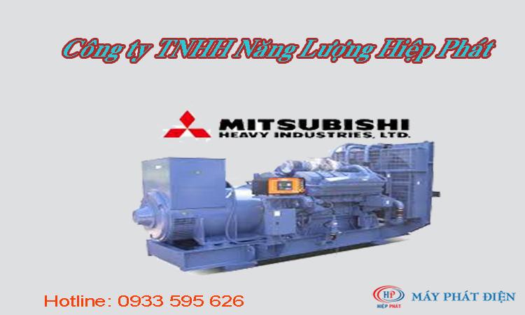 Máy phát điện Mitsubishi 50kva